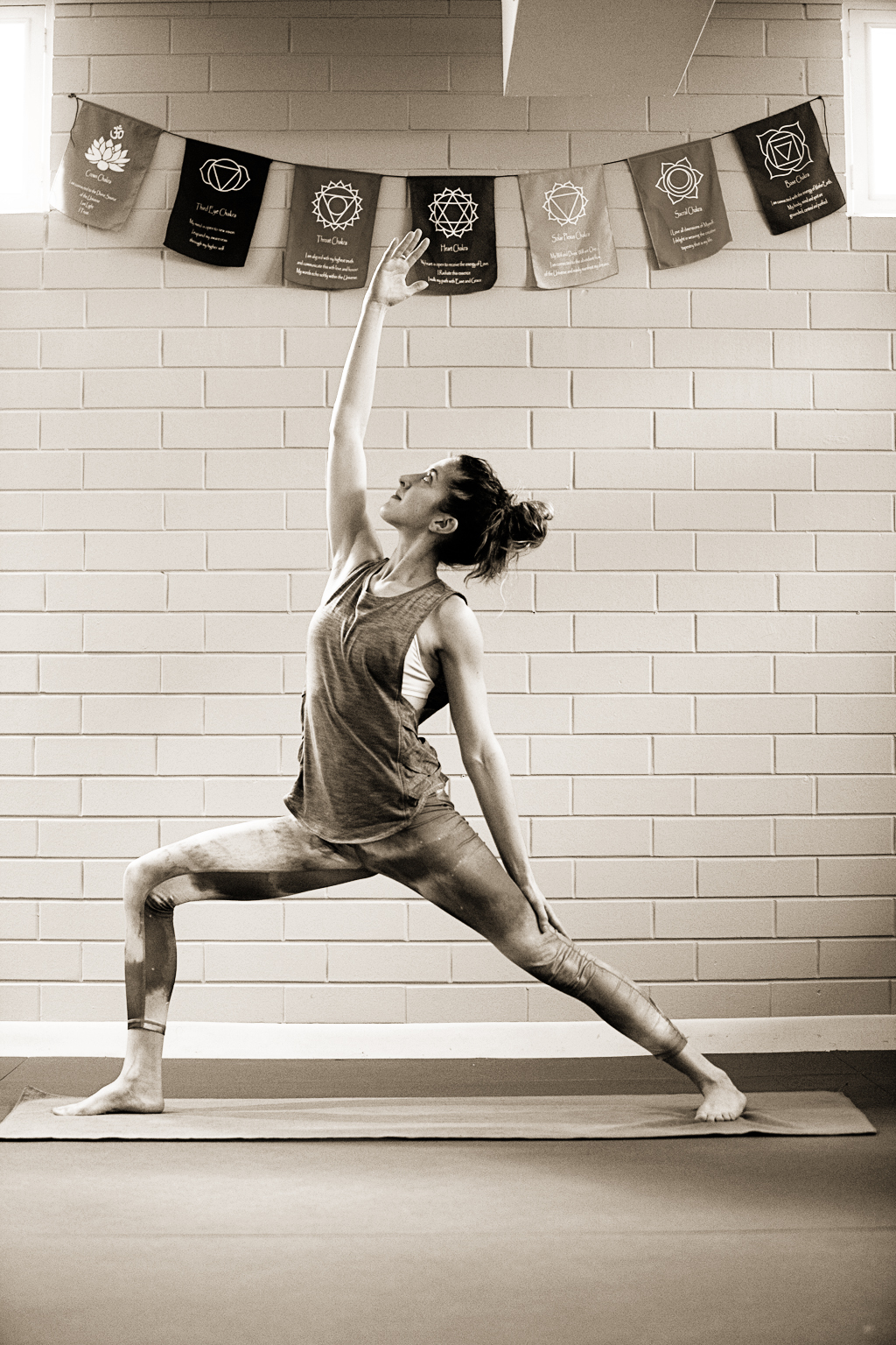 Amy Light (Yoga Therapist & Instructor)