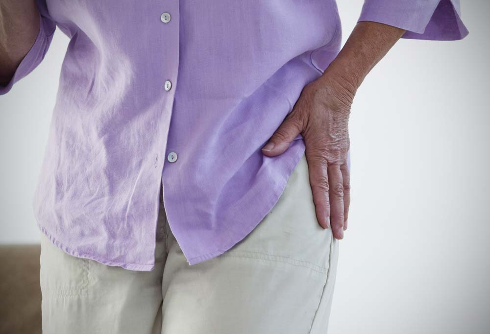 elderly hip pain treatment