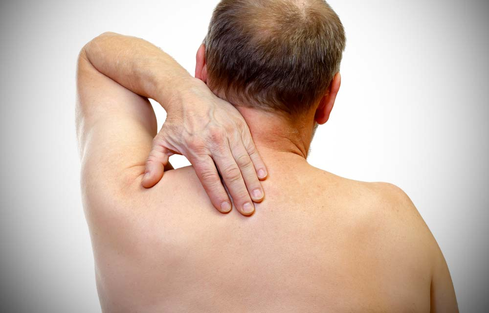 upper back pain treatment