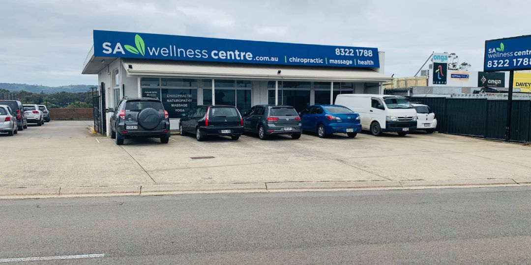 SA Wellness Centre Location