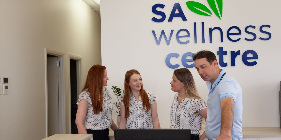 SA Wellness centre Team
