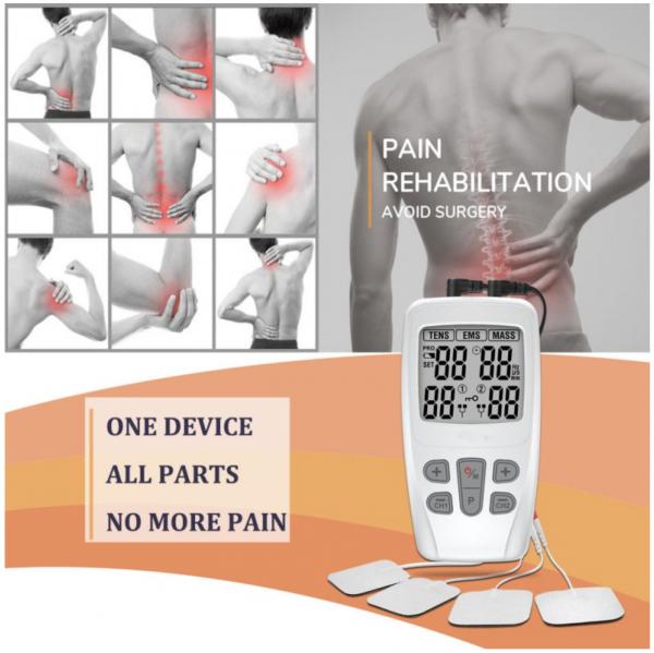 CareOne TENS & EMS & Massage 3 in 1 Combo Machine
