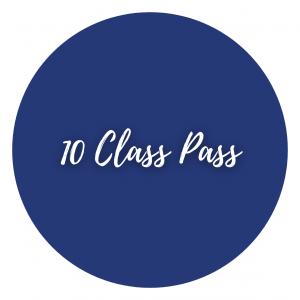 10 classes pas for yoga