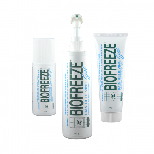 Biofreeze for back pain
