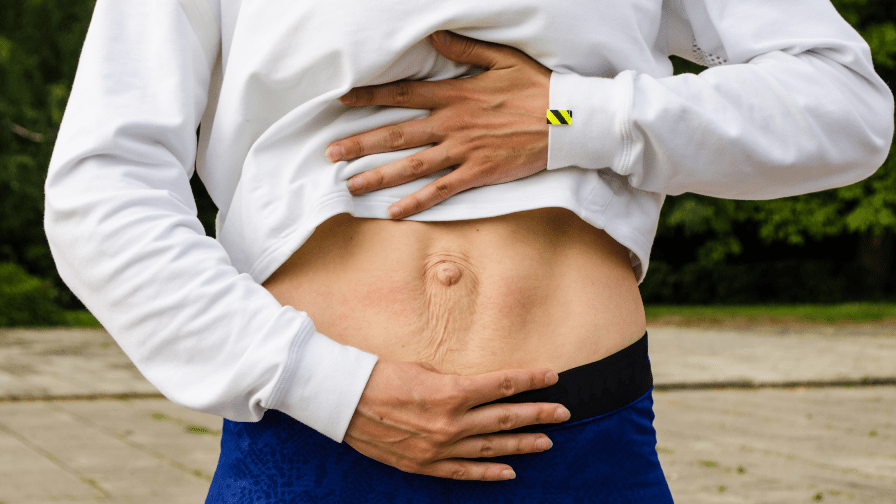 Solutions for abdominal separation after pregnancy