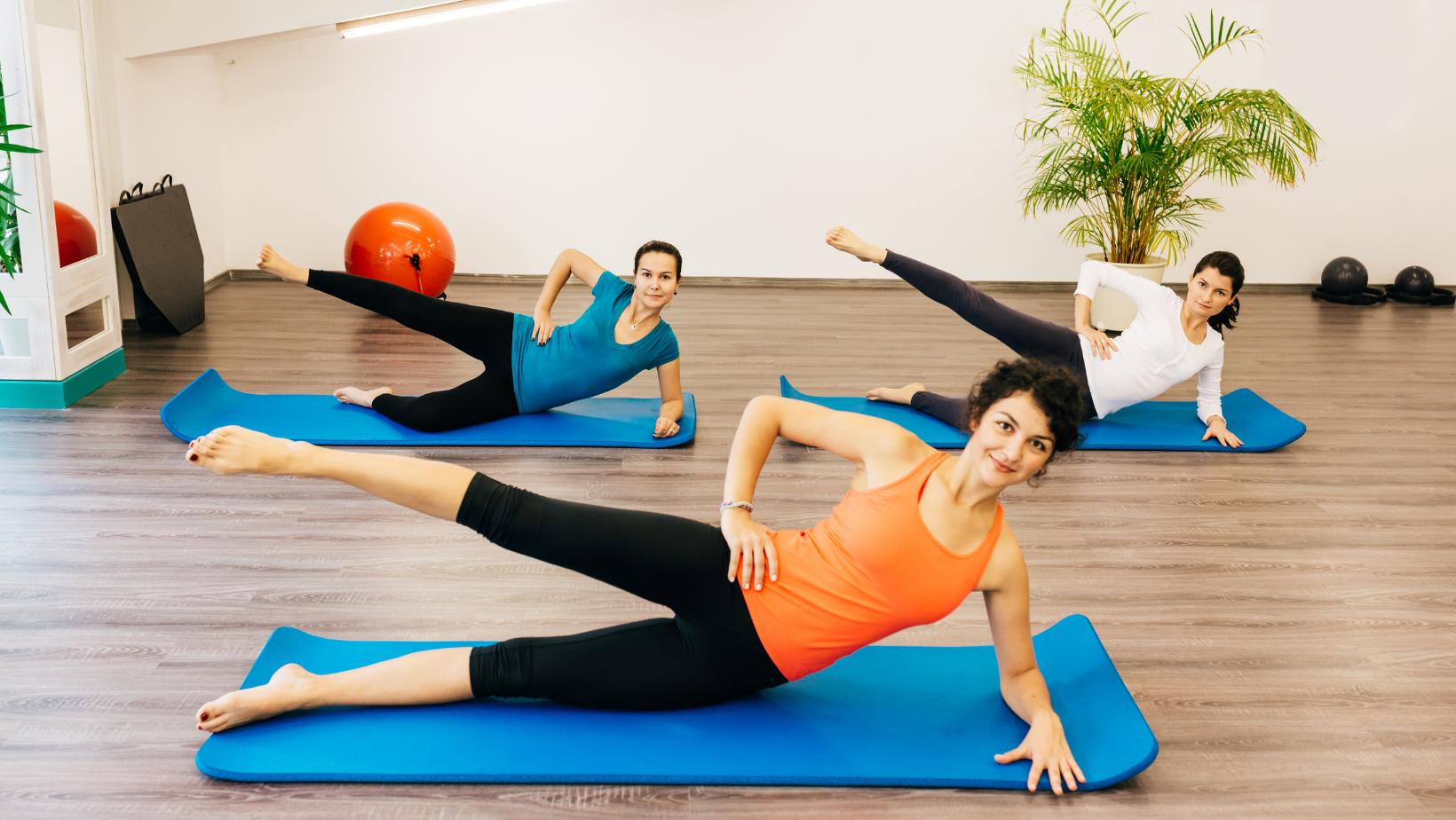 Yogalates Series